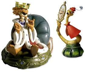 WDCC Disney Classics_Robin Hood Prince John & Sir Hiss