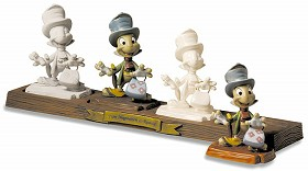 WDCC Disney Classics_Jiminy Cricket Progression From Imagination To Reality