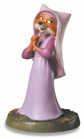 WDCC Disney Classics_Robin Hood Maid Marian Devoted Damsel
