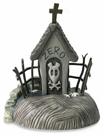 WDCC Disney Classics_The Nightmare Before Christmas Zero's Dog House