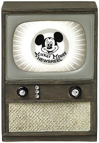 WDCC Disney Classics_Television Mickey Mouse Newsreel