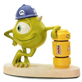 WDCC Disney Classics_Monsters Inc Mike Its Been Fun