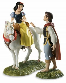 WDCC Disney Classics_Snow White And Prince And Away To His Castle We Go