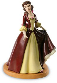 WDCC Disney Classics_Beauty And The Beast Belle The Gift Of Love