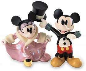 WDCC Disney Classics_Mickeys Gala Premier Mickey And Minnie Mouse