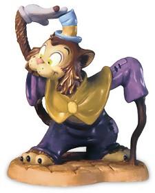 WDCC Disney Classics_Pinocchio Gideon Feline Flunky