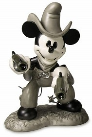 WDCC Disney Classics_Two Gun Mickey Mouse Quick Draw Cowboy