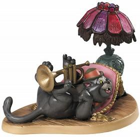 WDCC Disney Classics_The Aristocats Scat Cat Cool Cat