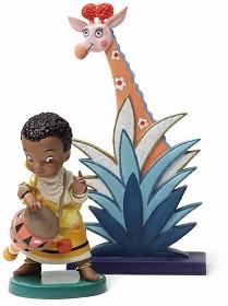 WDCC Disney Classics_It's A Small World Africa Mahadhi Ya Afrika Rhythm Of Africa