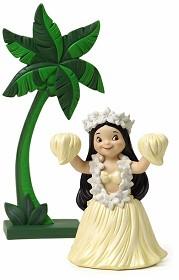 WDCC Disney Classics_It's A Small World Tahiti Maera Welcome