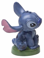 WDCC Disney Classics_Lilo And Stich Stitch Perplexed Student