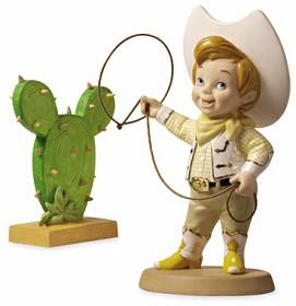 WDCC Disney Classics_It's A Small World U.s.a. Howdy Partner
