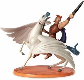 WDCC Disney Classics_Hercules And Pegasus Defiant