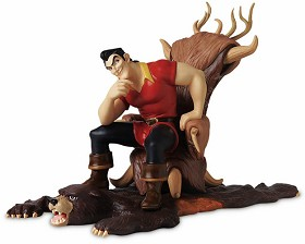 WDCC Disney Classics_Beauty and The Beast Gaston Scheming Suitor