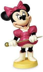 WDCC Disney Classics_Mickey Mouse Club Minnie Mouse Join The Parade