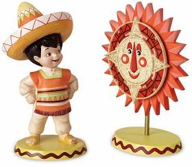 WDCC Disney Classics_It's A Small World Mexico Bienvenidos (welcome)