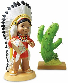 WDCC Disney Classics_Native American Boy Little Big Chief