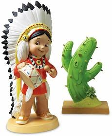 WDCC Disney Classics_Native American Boy Little Big Chief