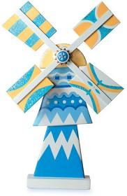 WDCC Disney Classics_It's A Small World Holland Windmill