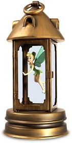 WDCC Disney Classics_Peter Pan Tinker Bell In Lantern Pixie In Peril