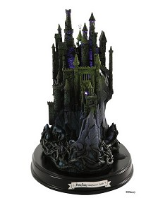 WDCC Disney Classics_Sleeping Beauty Maleficents Castle Forbidden Fortress