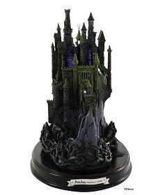 WDCC Disney Classics_Sleeping Beauty Maleficents Castle Forbidden Fortress