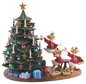 WDCC Disney Classics_Mickeys Christmas Carol Holiday Helpers