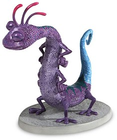 WDCC Disney Classics_Monsters Inc Randall Slithery Scarer