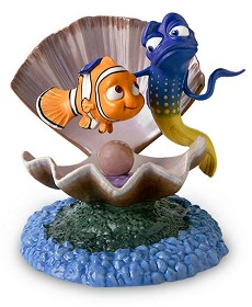 WDCC Disney Classics_Finding Nemo And Gurgle Im From The Ocean