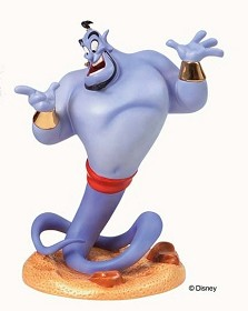 WDCC Disney Classics_Aladdin Genie Magic At His Fingertips