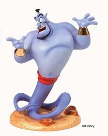 WDCC Disney Classics_Aladdin Genie Magic At His Fingertips
