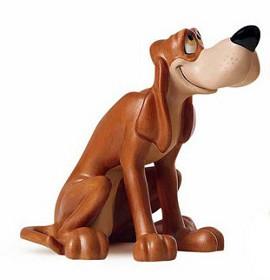 WDCC Disney Classics_Cinderella Bruno Canine Confidante