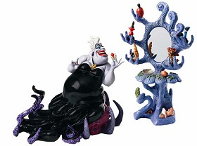 WDCC Disney Classics_The Little Mermaid Ursula Devilish Diva