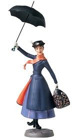 WDCC Disney Classics_Mary Poppins Practically Perfect In Every Way