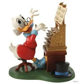 WDCC Disney Classics_Classic Comics Series Scrooge Mcduck Cash Register Concerto