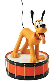 WDCC Disney Classics_Mickey Mouse Club Pluto Keep The Beat