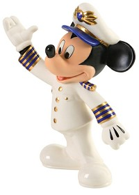 WDCC Disney Classics_Mickey Mouse Set Sail for Fun Disney Cruise Line Exclusive