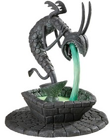 WDCC Disney Classics_The Nightmare Before Christmas Fountain Frightful Fountain
