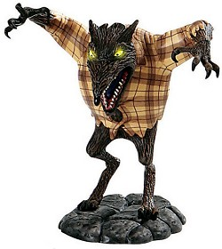 WDCC Disney Classics_The Nightmare Before Christmas Werewolf Howling Horror