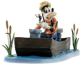 WDCC Disney Classics_Goofy And Wilbur Fishing Follies