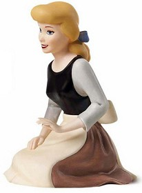 WDCC Disney Classics_Cinderella Wistful Dreamer