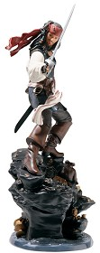 WDCC Disney Classics_Pirates Of The Caribbean Captain Jack Sparrow