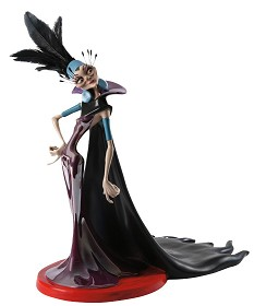 WDCC Disney Classics_The Emperors New Groove Yzma Calculating Conspirator