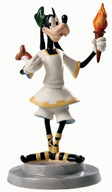 WDCC Disney Classics_Olympic Champ Goofy Torchbearer