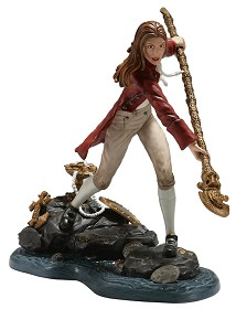 WDCC Disney Classics_Pirates Of The Caribbean Elizabeth Swann Daring Determination