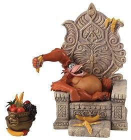 WDCC Disney Classics_The Jungle Book King Louie Orangutango Jango