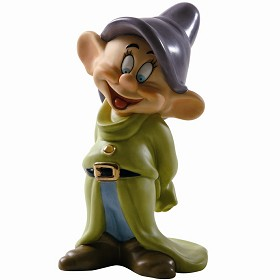 WDCC Disney Classics_Snow White Dopey Gleeful Grin