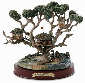 WDCC Disney Classics_Swiss Family Robinson Treehouse