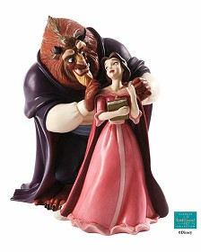 WDCC Disney Classics_Beauty And The Beast Belle And Beast  A New Chapter Begins