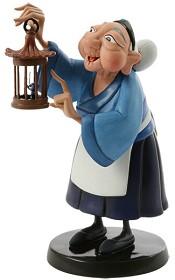 WDCC Disney Classics_Mulan Grandma Fa And Cri Kee Ive Got All The Luck We Need